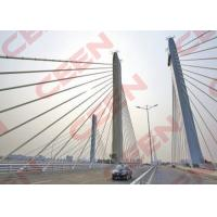 China Pre-stressed tensioning system and post tension jack forLonghu inner ring road Bridge wholesale
