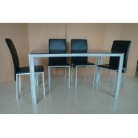 Quality dining furniture, dining room sets, 1400*800*750mm,1pc/ctn,0.0832m³,43kg for sale