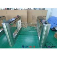 Metal Detector Swing Barrier Gate Entrance Control Automation Door Entry Systems