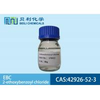 Quality 99% Purity Pharmaceutical Grade Raw Materials EBC 2-ethoxybenzoyl chloride 42926 for sale