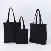 China 32cm canvas shoulder bags, different size of Reusable Shopping Bags wholesale