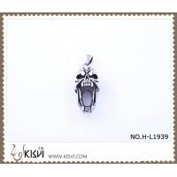 China 316 stainless steel skull pendant H-L1939 wholesale