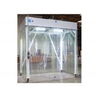 China CE Raw Material Sampling Booth / Laminar Flow Booth Singly Or Combined wholesale