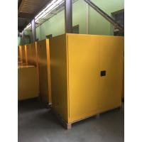 China High Performance Flame Proof Industrial Storage Cabinets 410Litre Shelf Adjustable wholesale
