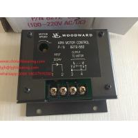 China offer Machine part used WOODWARD APM MOTOR CONTROL 8272-583 in stocks wholesale