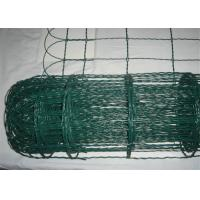 China Decorative Wire Border Fence / Arched Top Weaving Ornamental Border Fence wholesale