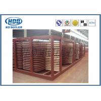 China Steel Seamless Electric Boiler Superheater Tube , High Pressure Thermal Boiler Pipe wholesale