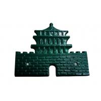 China Painting Aluminium Die Casting Parts BS Standards Sharp Angle Flexible Industrial wholesale