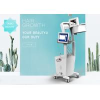Buy cheap Touch Sreen 650nm Diode Laser Hair Regrowth Machine Hair Loss Therapy Laser from wholesalers