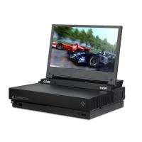 China HDR Technology Portable USB Monitor / Two Player Portable LED Monitor HDMI wholesale