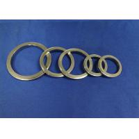 China Stellite Cobalt Chrome Alloy Valve Seat Ring Spare Parts High Wear Resistance wholesale