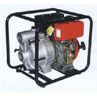 China Portable Diesel / Gasoline Sewage Water Pump Set wholesale