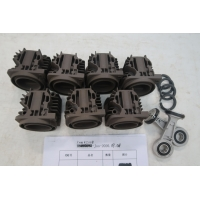 China OE#A2203200104 For Mercedes Benz W220 Air Compressor Piston Rod and  Cylinder Cover wholesale