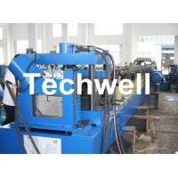 China Single Side Auto Adjustable C Purlin Cold Roll Forming Machine TW-C300 wholesale