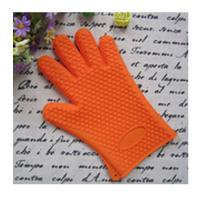 China silicone insulation mitts ,silicone anti scald kitchen gloves wholesale