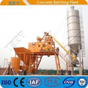 China 25m3/h HZS25 Ready Mixed Concrete Batching Plant wholesale