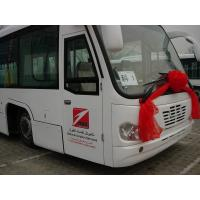 China Ramp Bus Euro 4 Engine 14 Seats 110 Passengers Auto Transmission High Quality wholesale