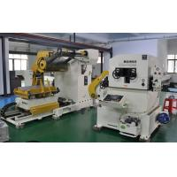 Buy cheap 3 In 1 Nc Servo Coil Feeder Straightener Machine High Precision Thickness 0.6-6 from wholesalers