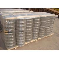 China 4 x 4 / 5 x 5 Wire Welded Mesh Hot Dipped Galvanized / Power Coated ISO9001 wholesale
