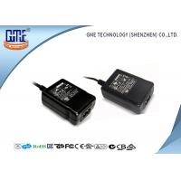 China OEM Black Desktop switchable power supply Input 240V AC Output 12V 1A wholesale
