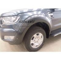 China 4WD Fender Flares / Fender Flare Trim For Ford Ranger T6 PX2 2015 2016 wholesale