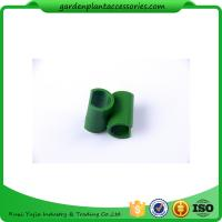 China 8mm Reusable Garden Cane Connectors Green Color Long Lasting wholesale
