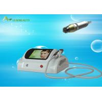 Buy cheap Face Lifting Fractional Radio frequency Microneedle System Scar And Wrinkle Removal product