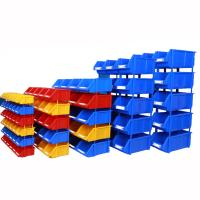 China Hot sale industrial PP plastic storage bins for warehouse wholesale