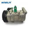 China 24 volts Auto AC Compressor SP-21 for HYUNDAI COUNTY 24V 751191 wholesale