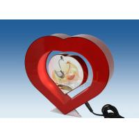 China Professional Heart Shape Advertising Display Stand For Promotion wholesale