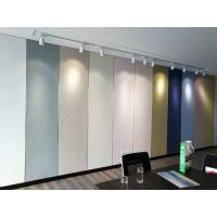 Quality Colorful Cloth Surface Natural Hemp Fiberboard Panels Good Bending Toughness for sale