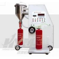 China Automatic Fire Extinguisher Powder Filling Machine GTM 8-2 on sale