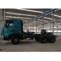 China Low Profile Tipper Dump Truck Heavy Duty 6x4 Sinotruk Howo 290HP Widely Use wholesale