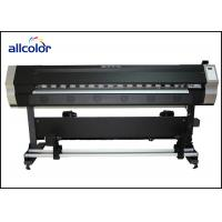 Buy cheap High speed Epson Eco Solvent Printer 1.8m with double DX5 printhead from wholesalers