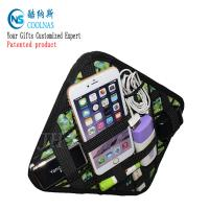 Quality Eletronic GRID Gadget Organizer , Travel Cable Gadget Organiser Bag for sale