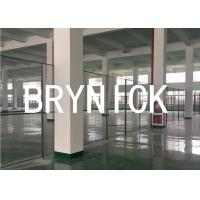China Safety Wire Mesh Security Partitions Secure Room Dividers 20*15 * 8 Feet Independent wholesale