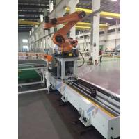 China High Tensile Sorting Robot Rail System With Organ Shield High Speed wholesale
