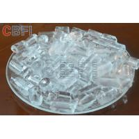 China 3 ton Hollow Crystal Tube Ice Maker / Industrial Ice Making Machine wholesale