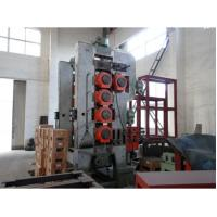 Buy cheap 5 Roll Calender PVC Plastic Transparent Color Rigid Film Sheet Extruder Machine from wholesalers