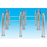 China RFID vertical swing gate with self-examine and alarm, adjustable arms for supermarket wholesale