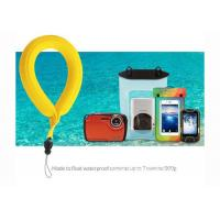 China Yellow Floating Camera Mount 1 - Pack Float Strap for All Waterproof Cameras wholesale