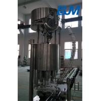 China 3000 - 6000 BPH Filling And Capping Machine For Water / Juice / Carbonated Drink wholesale