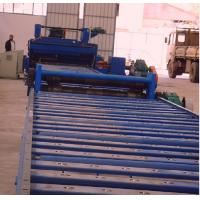 China Bevel cutting Machine For lighting pole production slitting sheet into 3 pieces or 2 pieces wholesale