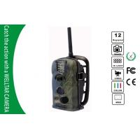 China Forest Deer Stealth Hunting Camera , 5MP 12MP Motion Detection Game Camera on sale
