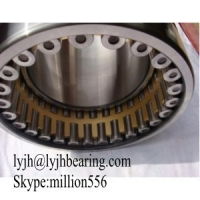 China Two row roller bearing NN3018KW33 90x140x37mm brass cage SP accuracy grade wholesale