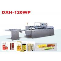 Buy cheap New condition high speed blister box packaging machine price / carton box from wholesalers