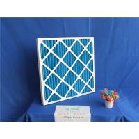 Quality Economical Metal Mesh Pre Filter Galvanized Sheet Flat Panel Air Filter for sale