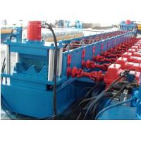 China Highway Guardrail Roll Forming Machine High Yield Strength Galvanized W Beam wholesale