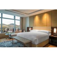 Buy cheap Luxury Resort Star Standard Hotel Bedroom Furniture with OEM design Service from wholesalers