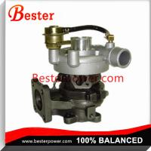 China CT9 Turbo 17201-54090 17201-64090 Turbocharger for Toyota Hiace Hilux Land Cruiser 2L-T Engine wholesale